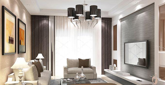 客廳窗簾應該如何搭配
